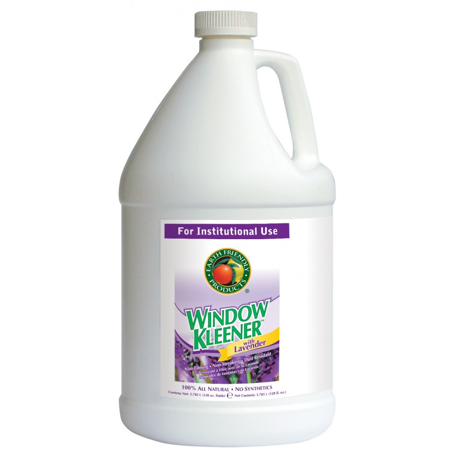 Window Cleaner, Lavender | gal - (4/Case)