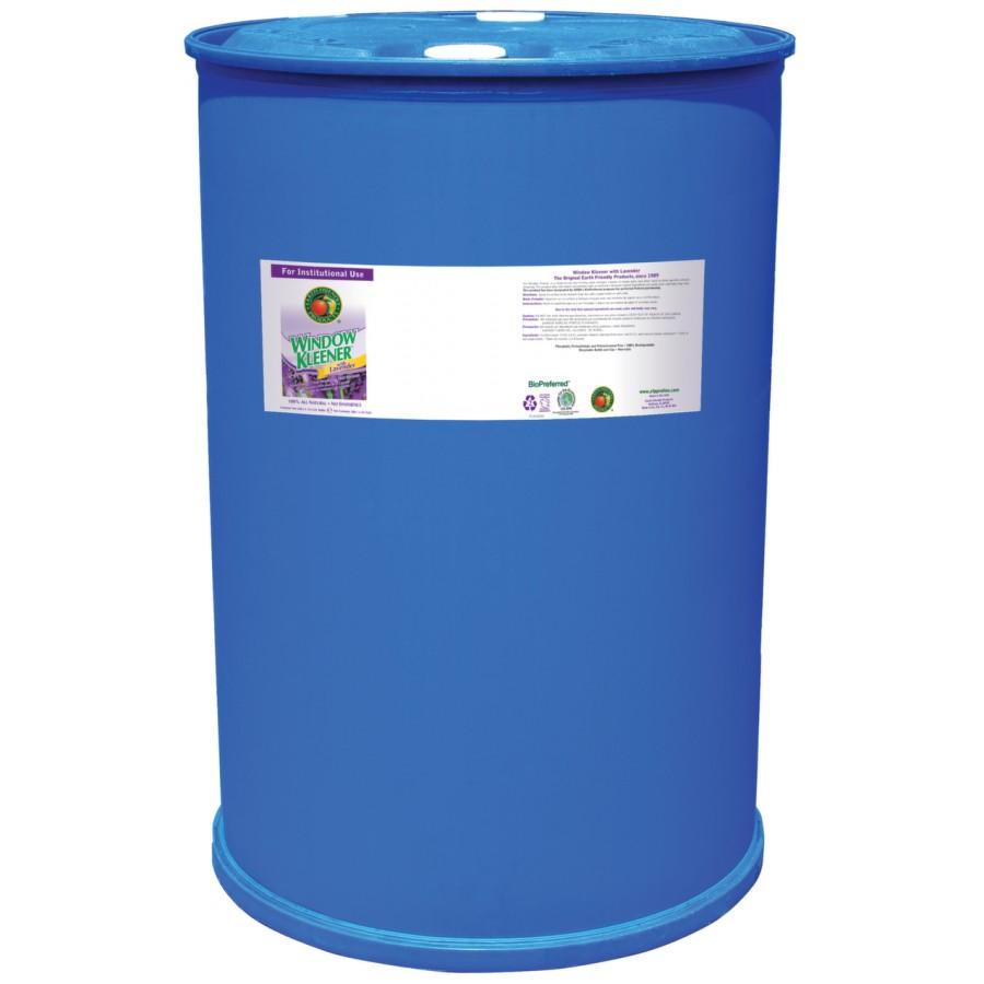 Window Cleaner, Lavender | 55 gal drum - (1/Drum)