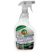 Stainless Steel Cleaner & Polish   32 oz spray  - (12/Case)
