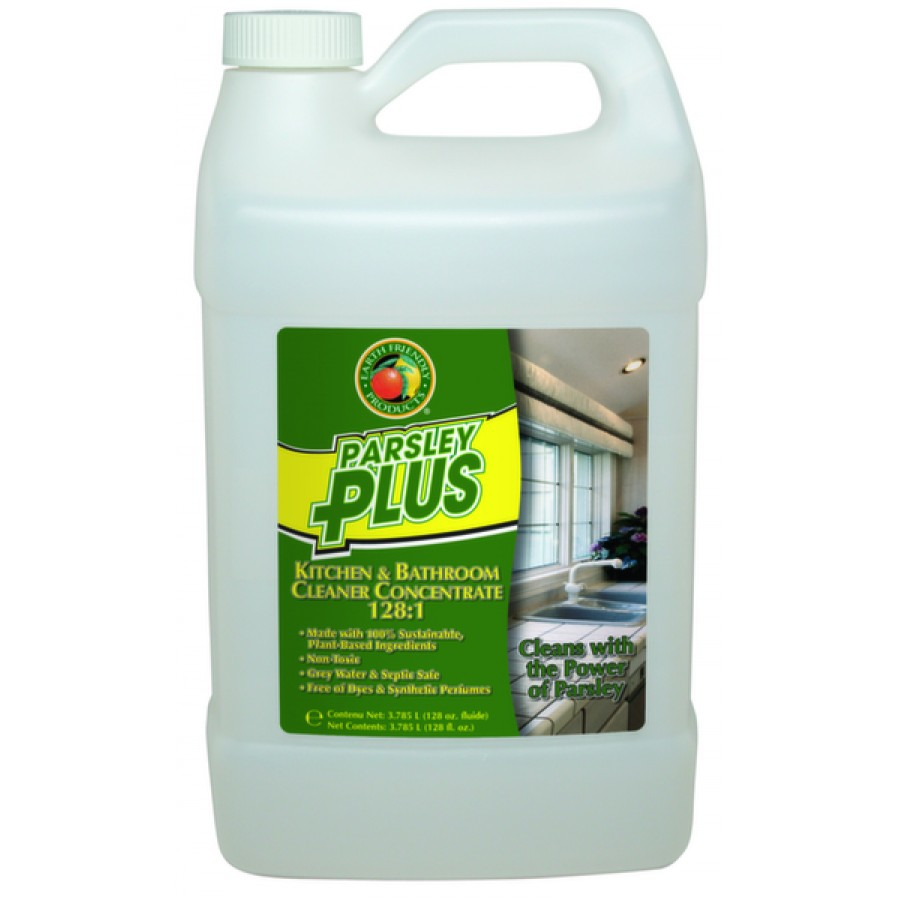 Parsley Plus AP KitchenBathroom Cleaner Concentrate Fstyle Gal - Kitchen and bathroom cleaner