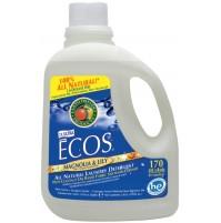 Ecos Liquid Laundry Detergent, Magnolia & Lily | 170 oz retail - (2/Case)