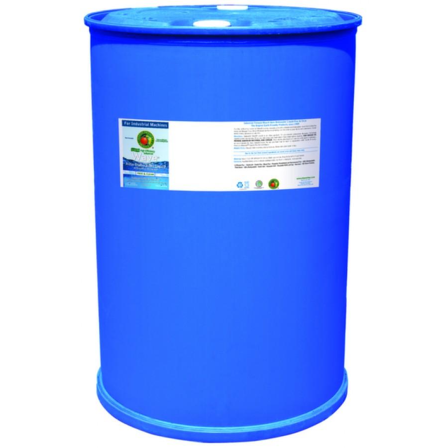 Wave Commercial Auto-Dishwasher Detergent, Free & Clear | 55 gal drum - (1/Drum)