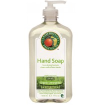 Hand Soap, Lemongrass | 17 oz retail - (6/Case)