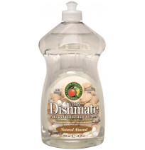 Dishmate Manual Dishwashing Liquid, Almond | 25 oz retail - (12/Case)