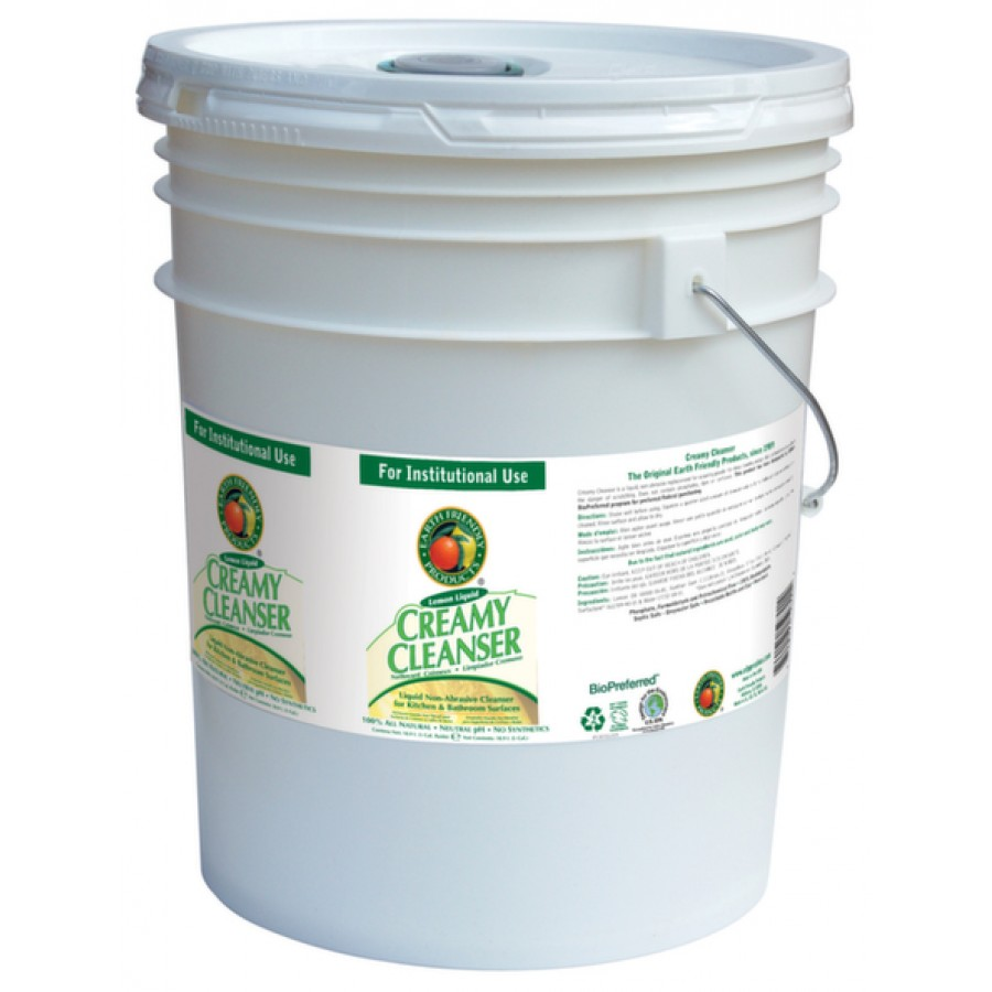 Creamy Cleanser | 5 gal pail - (1/Pail)