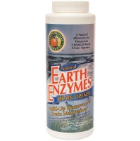 Earth Enzymes Drain Opener & Maintainer | 2 lb shakers - (12/Case)