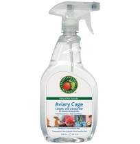 EFP Natural Pet Aviary Cage Cleaner  | 22 oz spray - (12/Case)