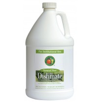 Dishmate Manual Dishwashing Liquid, Pear | gal - (4/Case)