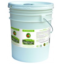 Dishmate Manual Dishwashing Liquid, Pear | 5 gal pail - (1/Pail)