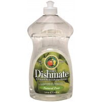 Dishmate Manual Dishwashing Liquid, Pear | 25 oz retail - (6/Case)