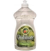 Dishmate Manual Dishwashing Liquid, Pear | 25 oz retail - (6/Case)
