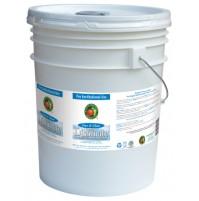 Dishmate Manual Dishwashing Liquid, Free & Clear | 5 gal pail - (1/Pail)
