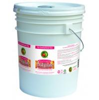Dishmate Manual Dishwashing Liquid, Grapefruit | 5gal pail - (1/Pail)