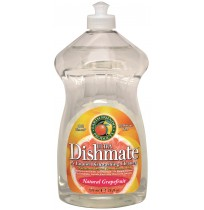 Dishmate Manual Dishwashing Liquid, Grapefruit | 25 oz retail - (12/Case)