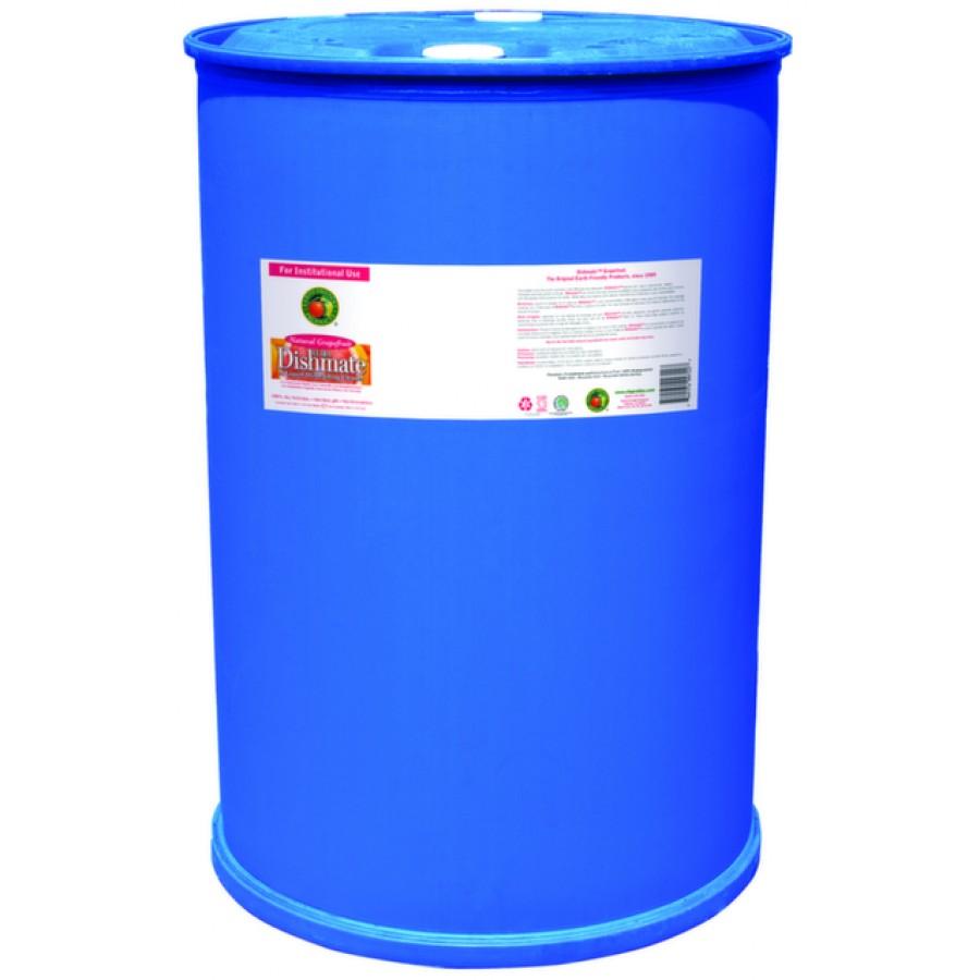 Dishmate Manual Dishwashing Liquid, Grapefruit | 55 gal drum - (1/Drum)