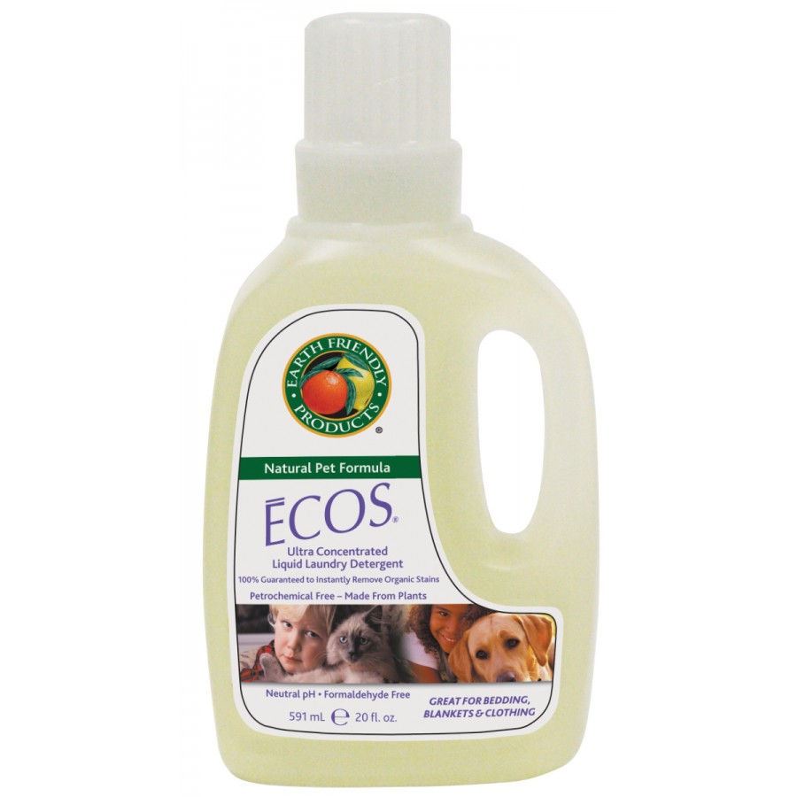 EFP Natural Pet Ecos Laundry Detergent | 20 oz retail - (6/Case)