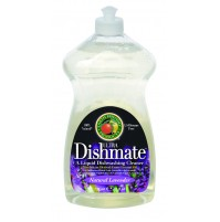 Dishmate Manual Dishwashing Liquid, Lavender | 25 oz retail - (12/Case)