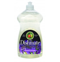 Dishmate Manual Dishwashing Liquid, Lavender | 25 oz retail - (6/Case)