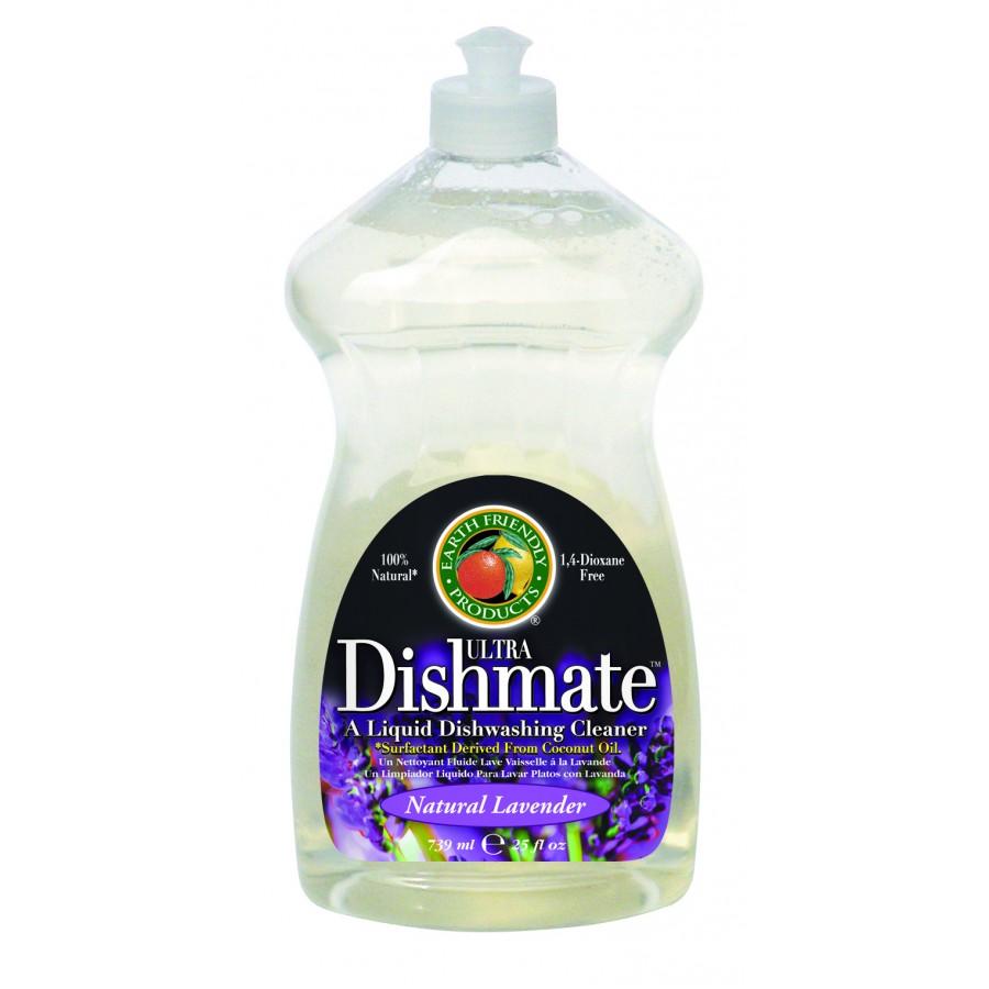 Dishmate Manual Dishwashing Liquid, Lavender | 25 oz retail - (6/Case)