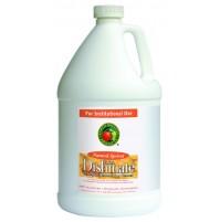 Dishmate Manual Dishwashing Liquid, Apricot   gal - (4/Case)