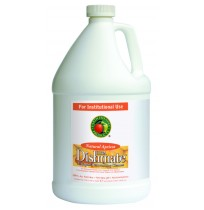 Dishmate Manual Dishwashing Liquid, Apricot | gal - (4/Case)