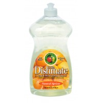 Dishmate Manual Dishwashing Liquid, Apricot | 25 oz retail - (12/Case)