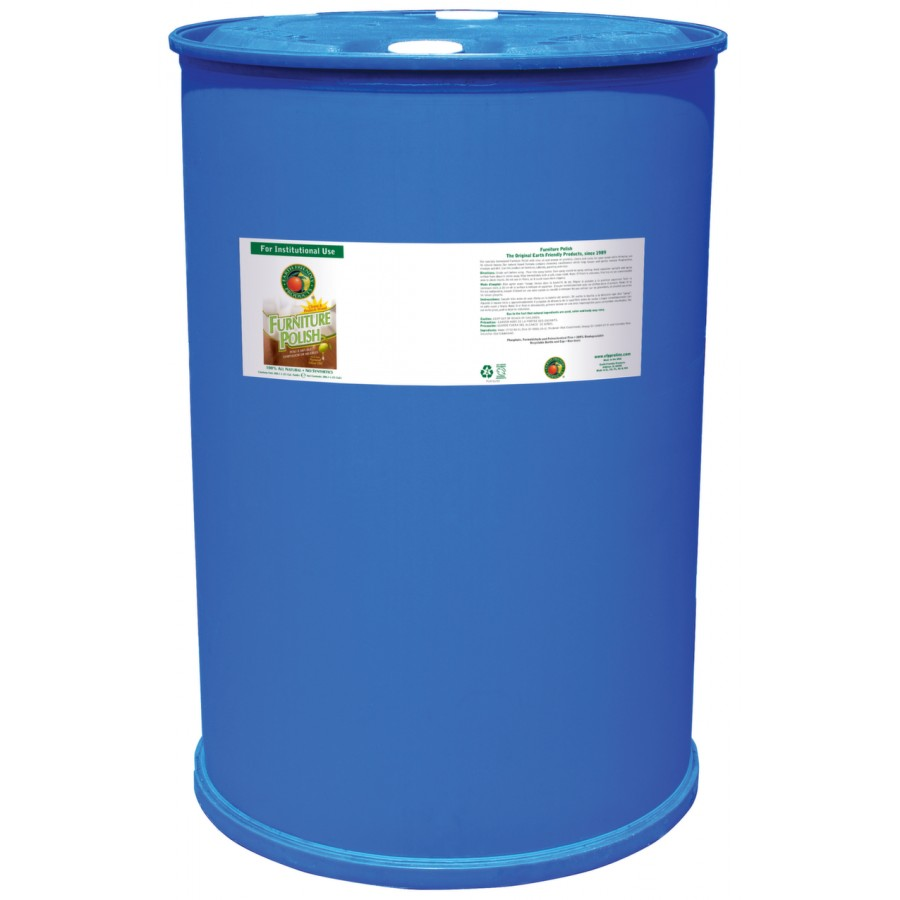 Furniture Polish  | 55 gal drum - (1/Drum)