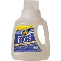 Ecos Liquid Laundry Detergent, Magnolia & Lily | 50 oz retail - (8/Case)