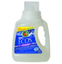 Ecos Liquid Laundry Detergent, Lavender | 50 oz retail - (8/Case)