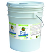Ecos Liquid Laundry Detergent, Lemongrass | 5 gal pail - (1/Pail)