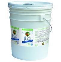 Ecos Liquid Laundry Detergent, Free & Clear | 5 gal pail - (1/Pail)