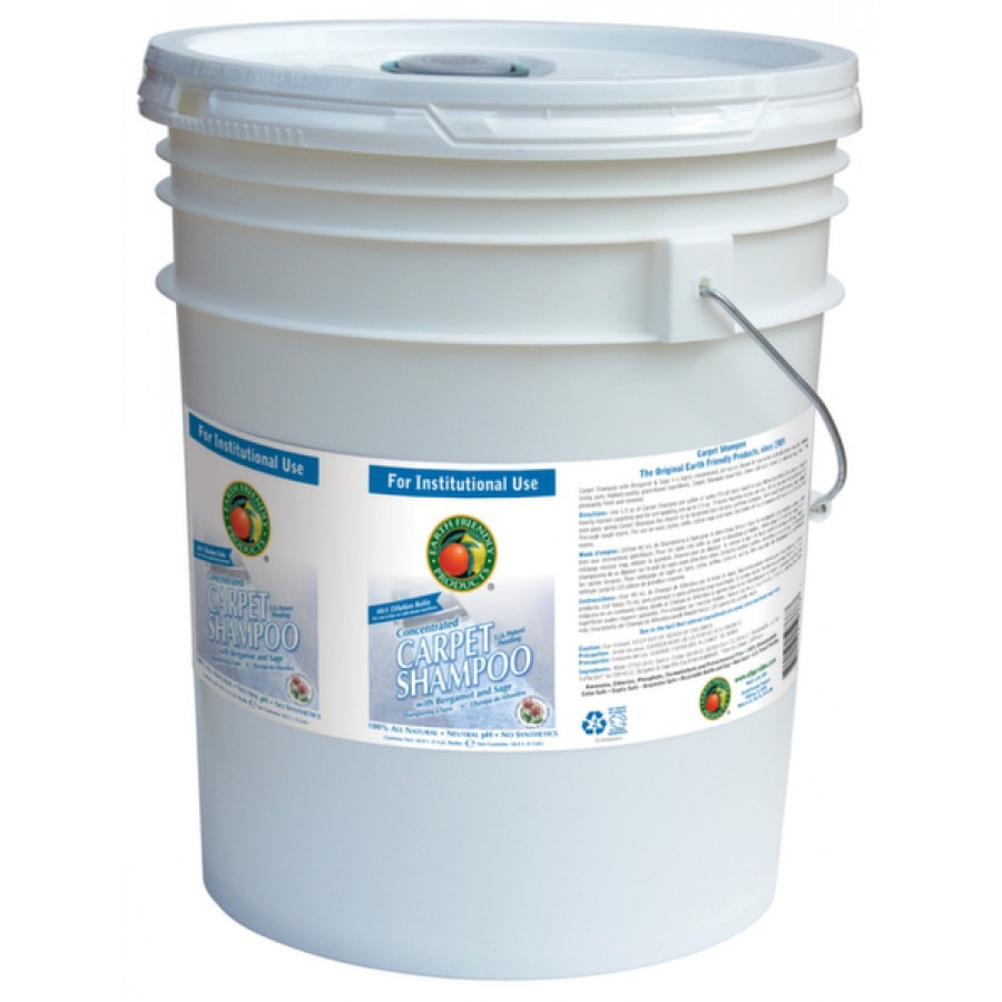 Carpet Shampoo Concentrate | 5 gal pail - (1/Pail)