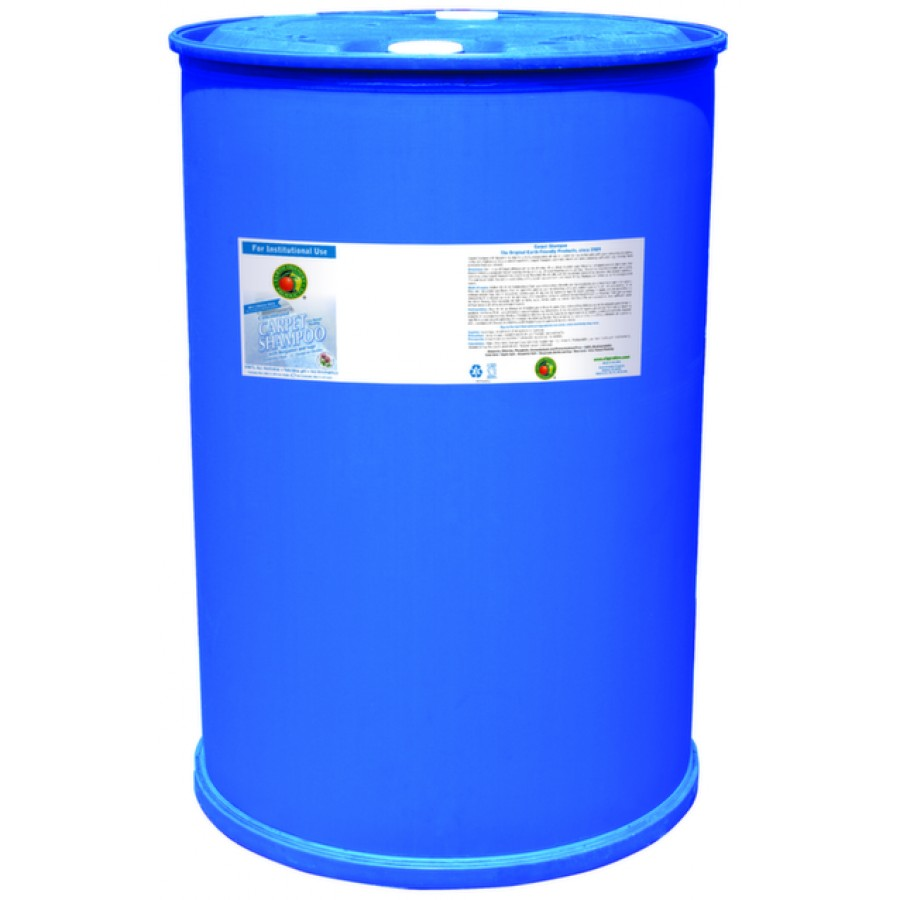 Carpet Shampoo Concentrate | 55 gal drum - (1/Drum)