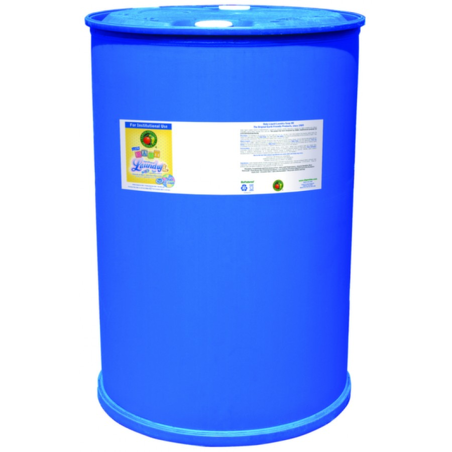 Baby Laundry Soap, Chamomile & Lavender   55 gal drum - (1/Drum)