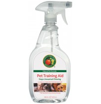 EFP Natural Pet Training Aid | 22 oz spray - (12/Case)