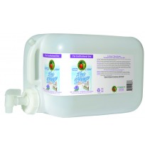 EcoBreeze Air & Fabric Freshener, Lavender Mint  | 5 gal deltangular - (1/Pail)
