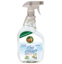 EcoBreeze Air & Fabric Freshener, Lemongrass | 32 oz spray - (12/Case)