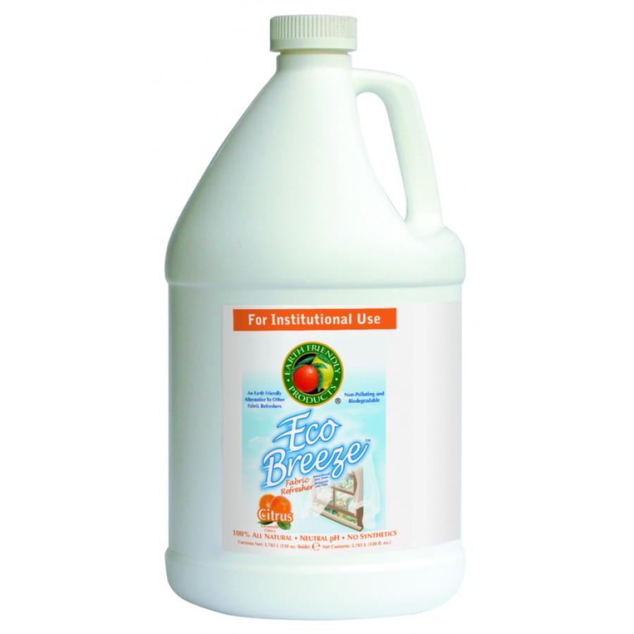 EcoBreeze Air & Fabric Freshener, Citrus Blend | gal - (4/Case)