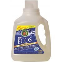 Ecos Liquid Laundry Detergent, Magnolia & Lily | 100 oz retail - (4/Case)