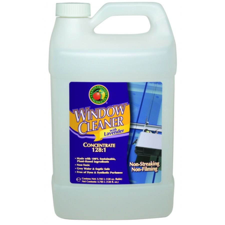Window Cleaner Concentrate, Lavender   f-style gal - (4/Case)