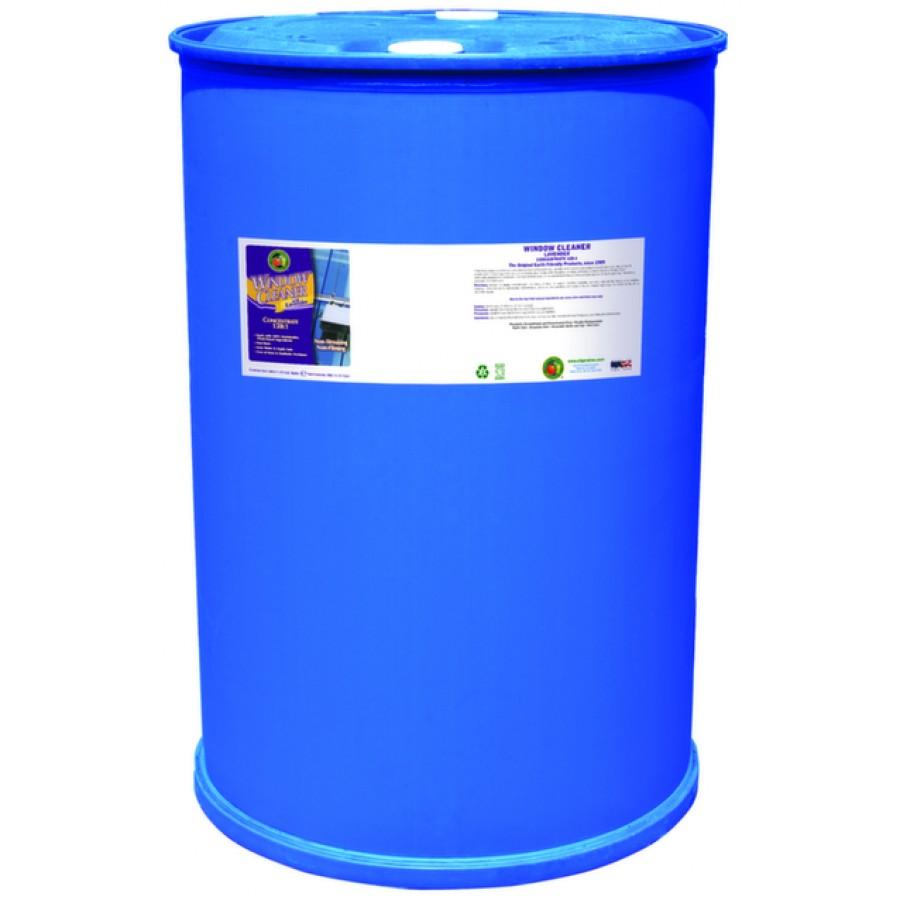 Window Cleaner Concentrate, Lavender | 55 gal drum - (1/Drum)