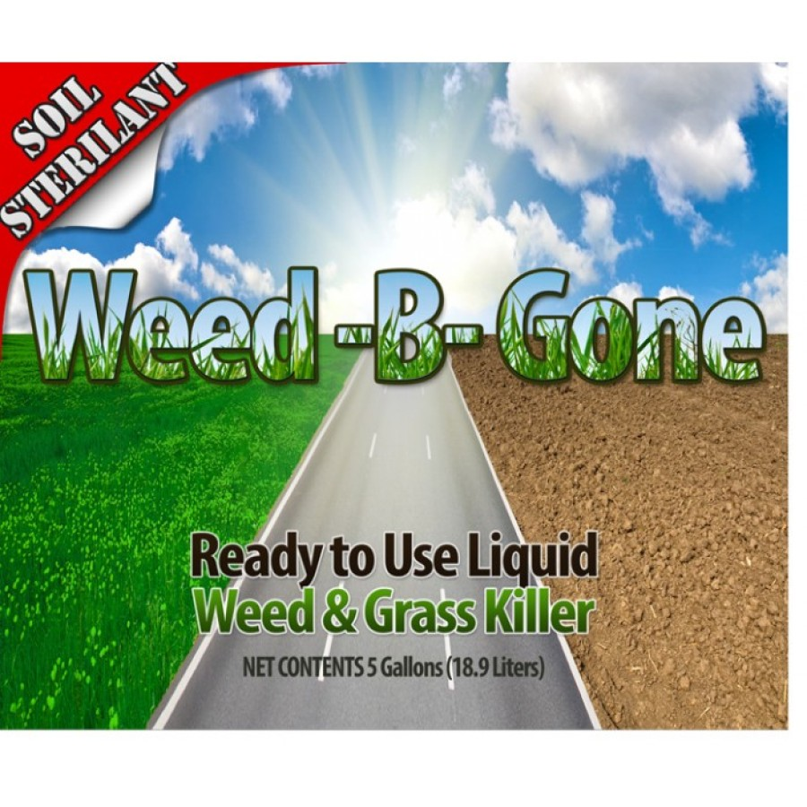 Weed B Gone - Weed & Grass Killer - Liquid (RTU) (Multiple Size/Packaging Options)