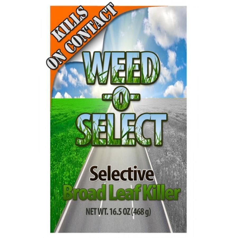 Weed O Select - Selective Lawn Weed Killer (Dozen Aerosol)